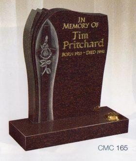 CMC165 Polished Thai Brown Granite