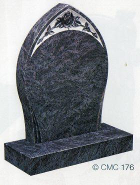 CMC176 Polished Silk Blue Granite