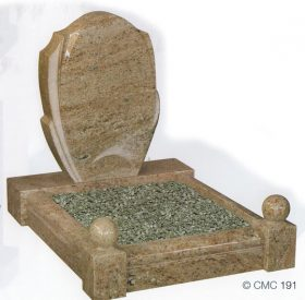 CMC191 Polished Viara Gold Granite