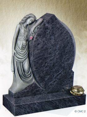 CMC02 Polished Silk Blue Granite