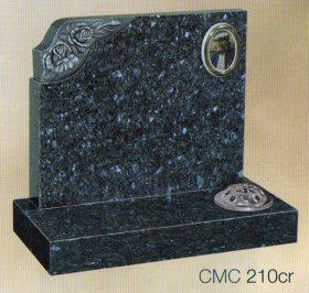 CMC210cr Polished Blue Pearl Granite