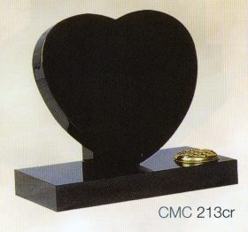 CMC213cr Polished Jet Black Granite
