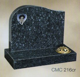 CMC216cr Polished Blue Pearl Granite
