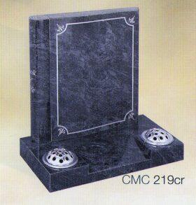 CMC219cr Polished Silk Blue Granite