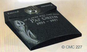 CMC227 Polished Regal Black Granite