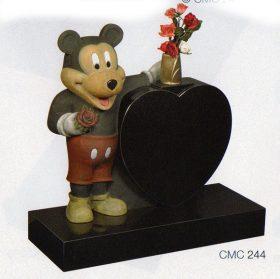 CMC 244 Polished Black Granite