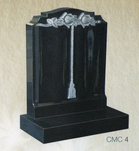 CMC04 Polished Black Granite