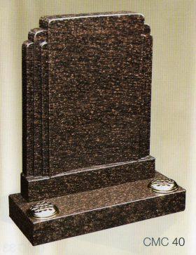 CMC40 Polished Thai Brown Granite