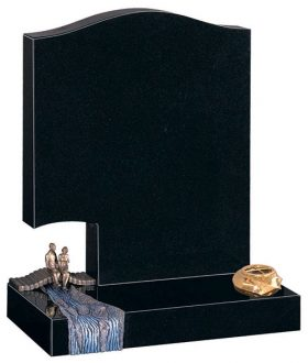MTC06 Polished Black Granite