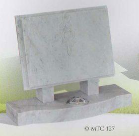 MTC127 White Marble