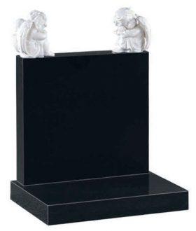 MTC160 Polished Black Granite