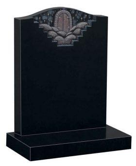 MTC21 Polished Black Granite