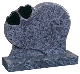 MTC62 Silk Blue and Black Granite