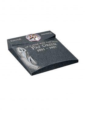 TEC 148 Regal Black Granite