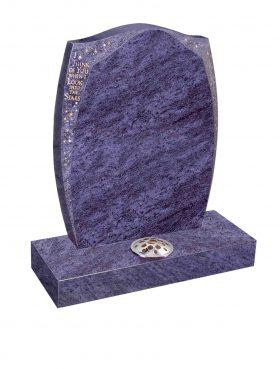 TEC61 Silk Blue Granite